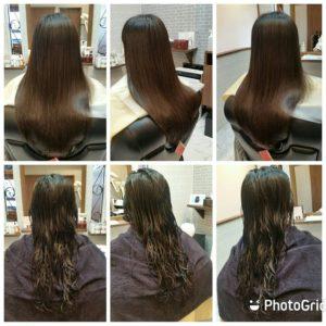 大野城髪質改善専門美容室Lien hair design(リアン ヘアー デザイン)縮毛矯正&炭酸マイクロバブル&ヴァリジョアプレミアムトリートメントのお客様です(^^)  リアンのヴァリジョアプレミアム美革ストレートなら根本の癖毛&毛先に縮毛矯正とデジタルパーマを繰り返されたお客様も髪質を改善しながら癖も綺麗に伸ばせちゃいます!  更に炭酸マイクロバブルで毛髪内部の不純物を取り除くことによりトリートメント成分の浸透を促進してくれることにより120%のパフォーマンスを発揮してくれます( ^∀^)  髪のダメージや癖で悩んでる方、Lien(リアン)hair designのヴァリジョアプレミアム美革ストレートでサラサラ艶々な髪に髪質改善しませんか( ^∀^)  「髪質改善」美容室 リアン ヘアーデザイン  福岡県大野城市中央2丁目1−13  tel:092-593-3339  ※完全マンツーマンサロンですので、 お電話の対応、施術、会計など 全てひとりで担当させていただいております。 そのため施術中はお電話が取れない場合がございます。 その際は折り返しご連絡をさせていただきます  #大野城 #大野城市 #春日 #春日市 #太宰府 #太宰府市 #福岡 #博多区 #マンツーマン美容室 #プライベートサロン #コロナ対策 #大野城駅 #髪質改善 #大野城髪質改善 #大野城市髪質改善 #ヴァリジョア #サイエンスアクア #オッジィオット #oggiotto #tokioインカラミ  #tokioトリートメント  #トキオトリートメント #美革ストレート
