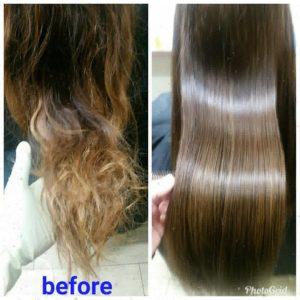 大野城髪質改善専門美容室Lien hair design(リアン ヘアー デザイン)『美髪チャージプレミアムカラー』のお客様です(^^)  リアンの『美髪チャージプレミアムカラー』ならブリーチの繰り返しで毛先が溶けて櫛の通らない状態のお客様の髪も、こんなに艶々サラサラに仕上がっちゃいます(о´∀`о)  『美髪チャージプレミアムカラー』なら1回目より2回目、2回目より3回目と繰り返せば繰り返すほど艶々サラサラに仕上がっちゃいます(^-^)   そして今、話題の『マイクロファインバブル』を使用することにより美髪チャージの力を120%まで引き上げてくれます(σ≧▽≦)σ  こちらのメニューは、こんな方にお薦め!   ・髪の毛のダメージが気になる ・カラーやブリーチをしている ・髪の毛を伸ばしたいが伸ばせない ・髪の毛がパサつく、引っかかりがある ・髪の毛のツヤがほしい  本気で髪の毛を良くしたい方必見!  月1回の施術いただくことをお薦めします(^_^)   新システムによりグレードアップした『美髪チャージプレミアムカラー』で さわればわかる!さわりたくなる髪を手に入れてみませんか(^^)   美髪チャージメニュー  美髪チャージプレミアムトリートメント ¥10000~  美髪チャージプレミアムカラー ¥18000~  美髪チャージプレミアムデジタルパーマ ¥24000~  美髪チャージプレミアム美革ストレート ¥27000 ~  10月は19.26日にお休みをいただいておりますので皆様宜しくお願い致します! そして祝日がなくなったのを教えていただいた皆様ありがとうございますm(_ _)m  「髪質改善」美容室 リアン ヘアーデザイン  福岡県大野城市中央2丁目1−13  tel:092-593-3339  ※完全マンツーマンサロンですので、 お電話の対応、施術、会計など 全てひとりで担当させていただいております。 そのため施術中はお電話が取れない場合がございます。 その際は折り返しご連絡をさせていただきます  #大野城 #大野城市 #白木原 #下大利 #春日 #春日市 #太宰府 #太宰府市 #筑紫野 #筑紫野市 #福岡 #博多区 #マンツーマン美容室 #プライベートサロン #コロナ対策 #大野城駅 #髪質改善 #大野城髪質改善 #大野城市髪質改善 #ヴァリジョア #サイエンスアクア #オッジィオット #oggiotto #tokioインカラミ  #tokioトリートメント  #トキオトリートメント