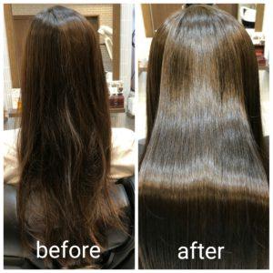 大野城髪質改善専門美容室Lien hair design(リアン ヘアー デザイン)『毛髪復元デトックス美肌カラー』のお客様です!  リアンの毛髪復元デトックス美肌カラーなら細毛でヘアカラーやデジタルパーマを繰り返した髪も、こんなに艶々サラサラにカラーができちゃいます(^^)  炭酸マイクロバブルをすることにより、髪の毛に吸着した不純物をとりのぞき髪本来の艶と手触りを取り戻すことができるので毛髪復元カラーを更に綺麗に仕上げることかできTOKIOトリートメントのパフォーマンスを120%引き出してくれます( ^∀^)  あなたも髪質改善専門美容室リアン ヘアー デザインで艶々サラサラの髪を手に入れてみませんか(о´∀`о)  10月は12.19.26日にお休みをいただいておりますので皆様宜しくお願い致します!  「髪質改善」美容室 リアン ヘアーデザイン  福岡県大野城市中央2丁目1−13  tel:092-593-3339  ※完全マンツーマンサロンですので、 お電話の対応、施術、会計など 全てひとりで担当させていただいております。 そのため施術中はお電話が取れない場合がございます。 その際は折り返しご連絡をさせていただきます  #大野城 #大野城市 #白木原 #下大利 #春日 #春日市 #太宰府 #太宰府市 #筑紫野 #筑紫野市 #福岡 #博多区 #マンツーマン美容室 #プライベートサロン #コロナ対策 #大野城駅 #髪質改善 #大野城髪質改善 #大野城市髪質改善 #オッジィオット #oggiotto