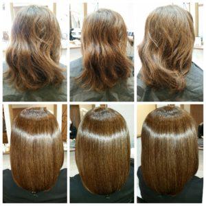 大野城髪質改善専門美容室Lien hair design(リアン ヘアー デザイン)『美髪チャージプレミアム美肌カラー』のお客様です(^^)  リアンの『美髪チャージプレミアム美肌カラー』なら毎月の白髪染め&アイロンを使用したことにより毛先がタンパク変性を起こして艶を失っていたお客様の髪も、こんなに艶々サラサラに仕上がっちゃいます(о´∀`о)  『美髪チャージプレミアムカラー』なら1回目より2回目、2回目より3回目と繰り返せば繰り返すほど艶々サラサラに仕上がっちゃいます(^-^)   そして今、話題の『マイクロファインバブル』を使用することにより美髪チャージの力を120%まで引き上げてくれます(σ≧▽≦)σ  こちらのメニューは、こんな方にお薦め!   ・髪の毛のダメージが気になる ・カラーやブリーチをしている ・髪の毛を伸ばしたいが伸ばせない ・髪の毛がパサつく、引っかかりがある ・髪の毛のツヤがほしい  本気で髪の毛を良くしたい方必見!  月1回の施術いただくことをお薦めします(^_^)   新システムによりグレードアップした『美髪チャージプレミアムカラー』で さわればわかる!さわりたくなる髪を手に入れてみませんか(^^)   美髪チャージメニュー  美髪チャージプレミアムトリートメント ¥10000~  美髪チャージプレミアムカラー ¥18000~  美髪チャージプレミアムデジタルパーマ ¥24000~  美髪チャージプレミアム美革ストレート ¥27000 ~  10月は26日にお休みをいただいておりますので皆様宜しくお願い致します!  「髪質改善」美容室 リアン ヘアーデザイン  福岡県大野城市中央2丁目1−13  tel:092-593-3339  ※完全マンツーマンサロンですので、 お電話の対応、施術、会計など 全てひとりで担当させていただいております。 そのため施術中はお電話が取れない場合がございます。 その際は折り返しご連絡をさせていただきます  #大野城 #大野城市 #春日市 #太宰府 #太宰府市 #筑紫野 #筑紫野市 #マンツーマン美容室 #プライベートサロン #コロナ対策 #大野城駅 #髪質改善 #大野城髪質改善 #大野城市髪質改善 #ヴァリジョア #サイエンスアクア #オッジィオット #oggiotto #tokioインカラミ  #tokioトリートメント  #トキオトリートメント #ケラリファイン #イノアカラー