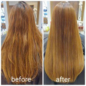 大野城髪質改善専門美容室Lien hair design(リアン ヘアー デザイン)『美髪チャージプレミアム美肌カラー』のお客様です(^^)  ハイトーンカラーの繰り返しによるダメージでお悩みだって、お客様の髪もリアンの『美髪チャージプレミアム美肌カラー』なら、こんなに艶々サラサラに仕上がっちゃいます(о´∀`о)  『美髪チャージプレミアムカラー』なら1回目より2回目、2回目より3回目と繰り返せば繰り返すほど艶々サラサラに仕上がっちゃいます(^-^)   こちらのお客様も、毛先部分の枝毛も2回、3回とやればやるほどに修復していけると思います(^ー^)  もし他店での施術失敗で毛先がビリビリになってしまわれたお客様も諦めずに1度、髪を見せていただけたらと思います( ^ω^ )  そして今、話題の『マイクロファインバブル』を使用することにより美髪チャージの力を120%まで引き上げてくれます(σ≧▽≦)σ  こちらのメニューは、こんな方にお薦め!   ・髪の毛のダメージが気になる ・カラーやブリーチをしている ・髪の毛を伸ばしたいが伸ばせない ・髪の毛がパサつく、引っかかりがある ・髪の毛のツヤがほしい  本気で髪の毛を良くしたい方必見!  月1回の施術いただくことをお薦めします(^_^)  新システムによりグレードアップした『美髪チャージプレミアムカラー』で さわればわかる!さわりたくなる髪を手に入れてみませんか(^^)   美髪チャージメニュー  美髪チャージプレミアムトリートメント ¥10000~  美髪チャージプレミアムカラー ¥18000~  美髪チャージプレミアムデジタルパーマ ¥24000~  美髪チャージプレミアム美革ストレート ¥27000 ~  大野城美容室Lien hair design(リアンヘアーデザイン)2021年7月の定休日のお知らせです!  2021年7月は5.12.19.26日を定休日とさせていただいております(*^^*)  「髪質改善」美容室 リアン ヘアーデザイン  福岡県大野城市中央2丁目1−13  tel:092-593-3339  ※完全マンツーマンサロンですので、 お電話の対応、施術、会計など 全てひとりで担当させていただいております。 そのため施術中はお電話が取れない場合がございます。 その際は折り返しご連絡をさせていただきます  #大野城 #大野城市 #春日市 #太宰府 #太宰府市 #筑紫野 #筑紫野市 #oggiotto #オッジィオット #ケラリファイン #ヴァリジョア #トキオインカラミ #トキオトリートメント #髪質改善 #美髪チャージ #美髪 #marbb #microbubblesystem #マイクロバブル #ヒト由来幹細胞培養液 #バイオプロポーザー #デュアルビー  #セルバイタルアンプル #イデベノン #羊水幹細胞培養液