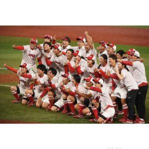 感動をありがとう!!  13年前の熱い思い、時を超えて思い出しました(^ー^)  久々にテレビの前で声を出してしまった(笑)  #ソフトボール  #ソフトボール女子  #ソフトボール日本代表  #オリンピック  #オリンピック2020  #日本代表
