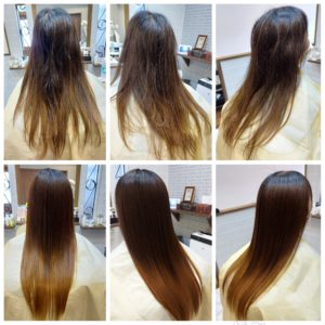大野城髪質改善専門美容室Lien hair design(リアン ヘアー デザイン)『ヴァリジョアプレミアム美革ストレート』&『炭酸マイクロバブル』&『ヴァリジョアプレミアムトリートメント』のお客様です(^^)  リアンの『ヴァリジョアプレミアム美革ストレート』ならヴァレイヤージュやグラデーションカラーの繰り返しで計6回ブリーチを入れられてるお客様の髪も、こんなに艶々サラサラに仕上がっちゃいます!  癖による広がりやうねり、髪のダメージでお悩みのお客様、Lien(リアン)hair designのヴァリジョアプレミアム美革ストレートでサラサラ艶々な髪に髪質改善しませんか( ^∀^)  大野城美容室Lien hair design(リアンヘアーデザイン)2021年8月の定休日のお知らせです!  2021年8月は2.5.12.13.14.15.16.23.30日に、お休みを頂いております😊  只今10月の中旬まで予約が大変込み合ってきおり、リアンに来ていただけるお客様を、お一人でも多く担当させていただければと思っておりますので、お早めのご予約宜しくお願い致します!  「髪質改善」美容室 リアン ヘアーデザイン  福岡県大野城市中央2丁目1−13  tel:092-593-3339  ※完全マンツーマンサロンですので、 お電話の対応、施術、会計など 全てひとりで担当させていただいております。 そのため施術中はお電話が取れない場合がございます。 その際は折り返しご連絡をさせていただきます  #大野城 #大野城市 #春日市 #太宰府 #太宰府市 #筑紫野 #筑紫野市 #oggiotto #オッジィオット #ケラリファイン #ヴァリジョア #トキオインカラミ #トキオトリートメント #髪質改善 #美髪チャージ #美髪 #marbb #microbubblesystem #マイクロバブル #美革ストレート #ビカクストレート
