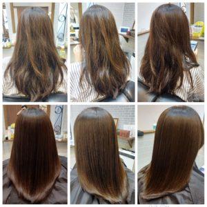 大野城髪質改善&予防美容専門美容室Lien hair design(リアン ヘアー デザイン)『美髪チャージプレミアム美肌カラーヒト幹細胞コース』のお客様です!  癖による広がり&ハイトーンカラーの繰り返しによるダメージでお悩みだったお客様の髪もリアンの『美髪チャージプレミアム美肌カラーヒト幹細胞コース』なら、こんなに艶々サラサラに仕上がっちゃいます(о´∀`о)  リアンの人気No.1メニュー『美髪チャージ』からヒト幹細胞培養液を贅沢に使用したことにより今まで以上の美髪&頭皮環境を改善、予防美容&アンチエイジングを実現した最上級メニュー『美髪チャージヒト幹細胞コース』が誕生しました!  お客様から髪だけじゃなくて頭皮も美しくケアしたいというお声をずっといただいていたのですが、研究に研究を重ね何度もトライ&エラーを繰り返した結果やっと僕自信、満足のいくメニューが完成しました(*^^*)  そして同時にヒト幹細胞培養液を使用した『ヒト幹細胞アンチエイジングスパ』付きのコースもスタートさせていただきますので、ご興味のある方は僕までお気軽にお問い合わせください!  もちろん『ヒト幹細胞アンチエイジングスパ』は単品や他メニューとの組み合わせも可能となっております(^ー^)  『美髪チャージプレミアムカラー』なら1回目より2回目、2回目より3回目と繰り返せば繰り返すほど艶々サラサラに仕上がっちゃいます(^-^)   こちらのお客様も、毛先部分の枝毛も2回、3回とやればやるほどに修復していけると思います(^ー^)  もし他店での施術失敗で毛先がビリビリになってしまわれたお客様も諦めずに1度、髪を見せていただけたらと思います( ^ω^ )  そして今、話題の『マイクロファインバブル』を使用することにより美髪チャージの力を120%まで引き上げてくれます(σ≧▽≦)σ  こちらのメニューは、こんな方にお薦め!   ・髪の毛のダメージが気になる ・カラーやブリーチをしている ・髪の毛を伸ばしたいが伸ばせない ・髪の毛がパサつく、引っかかりがある ・髪の毛のツヤがほしい  本気で髪の毛を良くしたい方必見!  月1回の施術いただくことをお薦めします(^_^)  新システムによりグレードアップした『美髪チャージプレミアムカラー』で さわればわかる!さわりたくなる髪を手に入れてみませんか(^^)   美髪チャージメニュー  美髪チャージプレミアムトリートメント ¥10000~  美髪チャージプレミアムカラー ¥18000~  美髪チャージプレミアムデジタルパーマ ¥24000~  美髪チャージプレミアム美革ストレート ¥27000 ~  大野城美容室Lien hair design(リアンヘアーデザイン)2021年9月の定休日のお知らせです!  2021年9月は6.13.16.22.27日に、お休みを頂いております😊 20日の祝日の月曜日と23日の祝日の木曜日は通常営業とさせていただいておりますので何卒宜しくお願いいたします(^ー^)  只今10月の中旬まで予約が大変込み合ってきおり、リアンに来ていただけるお客様を、お一人でも多く担当させていただければと思っておりますので、お早めのご予約宜しくお願い致します!  「髪質改善」美容室 リアン ヘアーデザイン  福岡県大野城市中央2丁目1−13  tel:092-593-3339  ※完全マンツーマンサロンですので、 お電話の対応、施術、会計など 全てひとりで担当させていただいております。 そのため施術中はお電話が取れない場合がございます。 その際は折り返しご連絡をさせていただきます  #大野城 #大野城市 #春日市 #太宰府 #太宰府市 #筑紫野 #筑紫野市 #oggiotto #オッジィオット #ケラリファイン #ヴァリジョア #トキオインカラミ #トキオトリートメント #髪質改善 #美髪チャージ #美髪 #marbb #microbubblesystem #マイクロバブル #ヒト由来幹細胞培養液 #バイオプロポーザー #デュアルビー  #セルバイタルアンプル #イデベノン #羊水幹細胞培養液 #ヒト幹細胞 #アンチエイジング