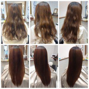 大野城髪質改善&予防美容専門美容室Lien hair design(リアン ヘアー デザイン)『美髪チャージプレミアムトリートメントヒト幹細胞コース』のお客様です(^^)  度重なるホームカラーによる頭皮ダメージによる髪&頭皮ダメージで髪の膨らみを気にされていたお客様の髪もリアンの『美髪チャージプヒト幹細胞コース』なら、幹細胞と美髪チャージを使用した、頭皮のエイジングケアと毛髪へのダブルアプローチにより、トップのボリュームを改善しつつ、こんなに艶々サラサラに仕上がっちゃいます(о´∀`о)  髪のダメージだけでなく、薄毛や抜け毛、細毛で悩まれているお客様諦められる前に是非一度リアンの『ヒト幹細胞ケア』を、お試しになられてください(^_^)  リアンの人気No.1メニュー『美髪チャージ』からヒト幹細胞培養液を贅沢に使用したことにより今まで以上の美髪&頭皮環境を改善、予防美容&アンチエイジングを実現した最上級メニュー『美髪チャージヒト幹細胞コース』が誕生しました!  お客様から髪だけじゃなくて頭皮も美しくケアしたいというお声をずっといただいていたのですが、研究に研究を重ね何度もトライ&エラーを繰り返した結果やっと僕自信、満足のいくメニューが完成しました(*^^*)  そして同時にヒト幹細胞培養液を使用した『ヒト幹細胞アンチエイジングスパ』付きのコースもスタートさせていただきますので、ご興味のある方は僕までお気軽にお問い合わせください!  もちろん『ヒト幹細胞アンチエイジングスパ』は単品や他メニューとの組み合わせも可能となっております(^ー^)  『美髪チャージプレミアムカラー』なら1回目より2回目、2回目より3回目と繰り返せば繰り返すほど艶々サラサラに仕上がっちゃいます(^-^)   こちらのお客様も、毛先部分の枝毛も2回、3回とやればやるほどに修復していけると思います(^ー^)  もし他店での施術失敗で毛先がビリビリになってしまわれたお客様も諦めずに1度、髪を見せていただけたらと思います( ^ω^ )  そして今、話題の『マイクロファインバブル』を使用することにより美髪チャージの力を120%まで引き上げてくれます(σ≧▽≦)σ  こちらのメニューは、こんな方にお薦め!   ・髪の毛のダメージが気になる ・カラーやブリーチをしている ・髪の毛を伸ばしたいが伸ばせない ・髪の毛がパサつく、引っかかりがある ・髪の毛のツヤがほしい  本気で髪の毛を良くしたい方必見!  月1回の施術いただくことをお薦めします(^_^)  新システムによりグレードアップした『美髪チャージプレミアムカラー』で さわればわかる!さわりたくなる髪を手に入れてみませんか(^^)   美髪チャージメニュー  美髪チャージプレミアムトリートメント ¥10000~  美髪チャージプレミアムカラー ¥18000~  美髪チャージプレミアムデジタルパーマ ¥24000~  美髪チャージプレミアム美革ストレート ¥27000 ~  大野城美容室Lien hair design(リアン ヘアー デザイン)僕が他店で出勤となっておりますので、本日9月11日(土)の営業は17時30分で終了させていただいております!  明日12日日曜日から通常通り朝10時から営業させていただいておりますので何卒宜しくお願い致します(^ー^)  大野城美容室Lien hair design(リアンヘアーデザイン)2021年9月の定休日のお知らせです!  2021年9月は27日に、お休みを頂いております😊  只今11月の下旬まで予約が大変込み合ってきおり、リアンに来ていただけるお客様を、お一人でも多く担当させていただければと思っておりますので、お早めのご予約宜しくお願い致します!  「髪質改善」美容室 リアン ヘアーデザイン  福岡県大野城市中央2丁目1−13  tel:092-593-3339  ※完全マンツーマンサロンですので、 お電話の対応、施術、会計など 全てひとりで担当させていただいております。 そのため施術中はお電話が取れない場合がございます。 その際は折り返しご連絡をさせていただきます  #大野城 #大野城市 #春日市 #太宰府 #太宰府市 #筑紫野 #筑紫野市 #oggiotto #オッジィオット #髪質改善 #美髪チャージ #美髪 #marbb #microbubblesystem #マイクロバブル #ヒト由来幹細胞培養液 #ヒト幹細胞 #アンチエイジング #育毛  #育毛サロン #育毛剤 #抜け毛  #薄毛  #薄毛女子 #薄毛治療 #薄毛改善 #薄毛ガール #薄毛対策 #細毛